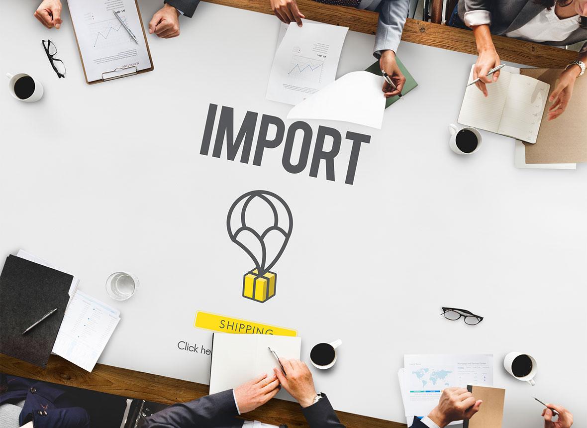 輸入・卸事業イメージ
